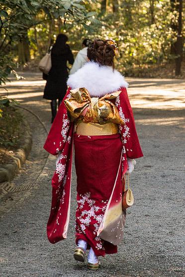 kimono furisode