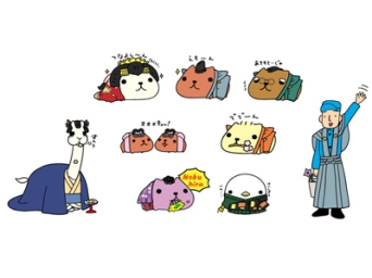 kapibara-san capibara nakama (5)